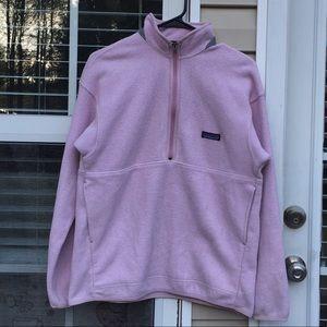 Patagonia pink GIRLS sweater